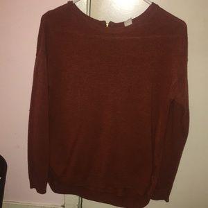 Orange sweater 🍊